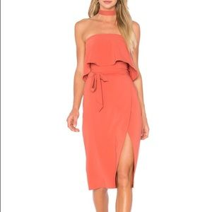 Lovers and Friends Max Midi Dress from Revolve